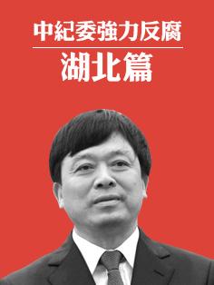 中纪委强力反腐之湖北篇