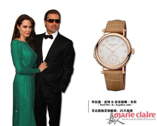 【新珠宝】明星情侣互赠奢华珠宝腕表 演绎甜蜜爱情