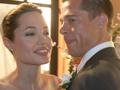 皮特朱莉上周六法国大婚 六子女见证