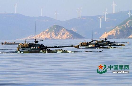 中国为保卫本土可承受一切 美国必需要有心理准备