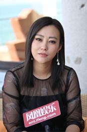 专访郝蕾:与黄渤赵薇搭戏像在打太极