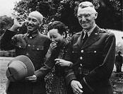 """美国哪位将军对蒋介石印象极坏 称其为""""固执的畜牲"""""""