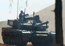 中国99改坦克正面防护世界第一