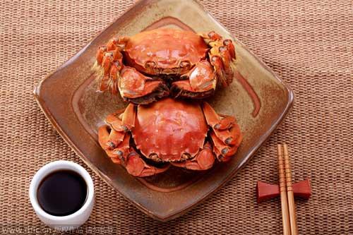 饮食养生:螃蟹4个部位千万不能吃