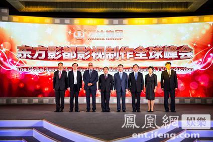 王健林谈中国电影市场:2023年票房将是北美两倍