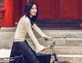 王菲再登杂志封面 复古造型笑靥如花
