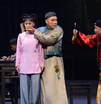 北京曲剧4出大戏连演庆建团30周年