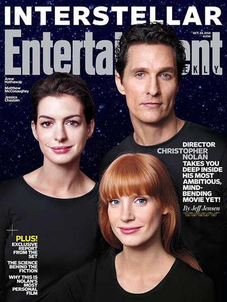 《星际穿越》内地定档11月12日 胶片IMAX未获引进