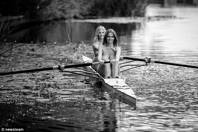 又来了!华威大学女子赛艇队拍摄2017年裸体日历 - ★  牧笛  ★ - ★★★琴弹山水 花落清溪★★★