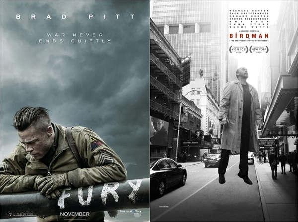 北美票房:布拉德-皮特战争新片《狂怒》夺冠图片
