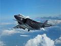 曝歼-20可一次接触毁敌机 F-22羡慕不已