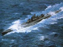 二战致命武器:日本伊400潜艇