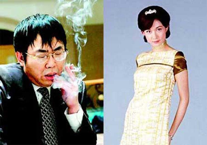 平的第二任妻子王静,为著名演员王刚的妹妹,是总政歌舞团的一