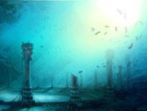 亚特兰蒂斯:黄金帝国一夜间消亡