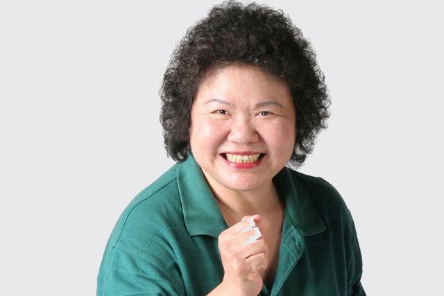 陈菊:美丽岛世代的竞选路