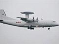空警-500刷空军涂装巡航 补东海空防缺陷