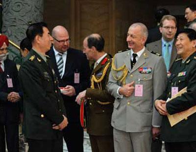 中国牵头邀多国将领齐集北京 暗中叫板美国