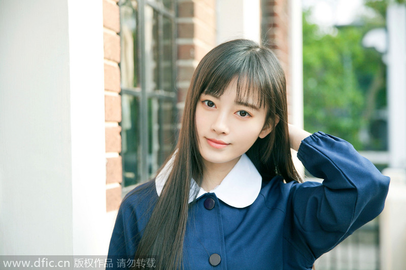 中国4000年来第一美女再出写真 女富豪 知性美女_凤凰 ...