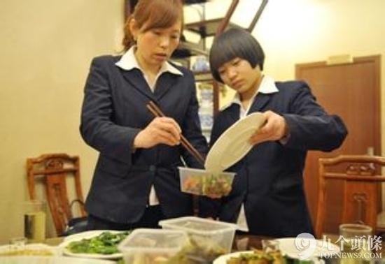 哪个国家的人口最少-中国饭局上很少人打包.在中国人看来,一桌饭局要是不剩下三分之一