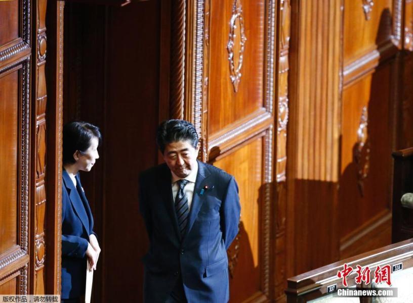 安倍晋三当选日本第97任首相 - 和蔼一郎 - 和蔼一郎