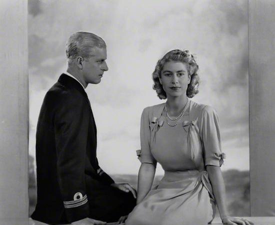 女王也要斗小三 菲利普亲王30位情妇名单曝光