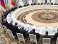 普京召见大批商业巨头 提政商特殊互助要求