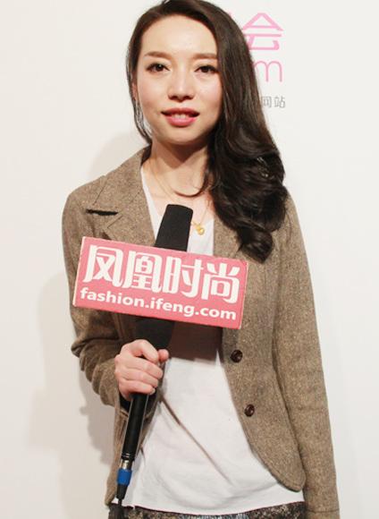 设计师薇薇安胡:设计表达女性态度