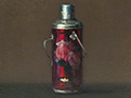 油画《暖瓶-50》