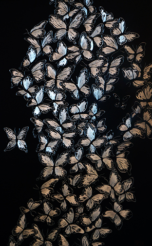绢:《蝴蝶》
