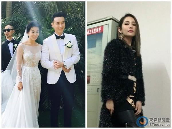 """[明星爆料]""""台湾第一帅""""王阳明大婚 旧爱萧亚轩张俪态度大不同"""