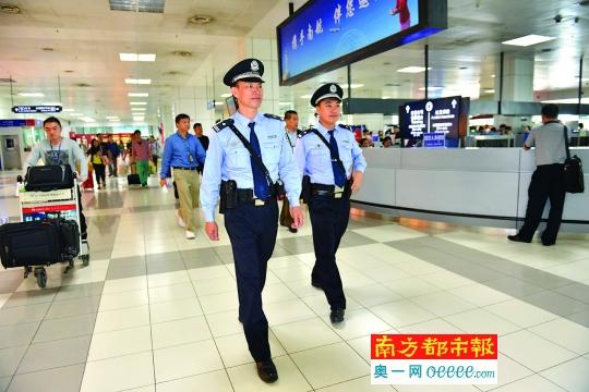 珠海机场公安成功破解处置航班延误警情难题_凤凰广州