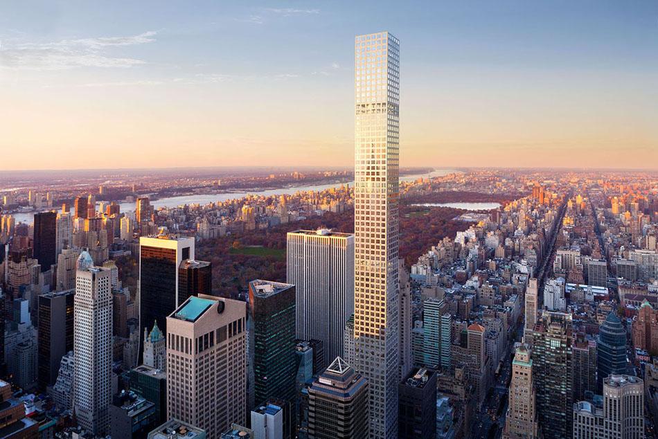 中国最高的楼多少层