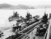 日军潜艇航母:曾到美国本土开火