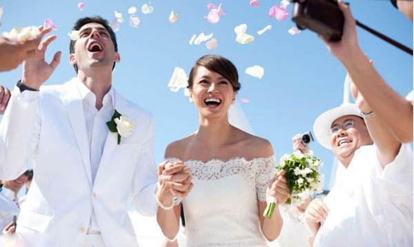 揭秘明星婚礼花费:李玟婚礼豪掷六千万