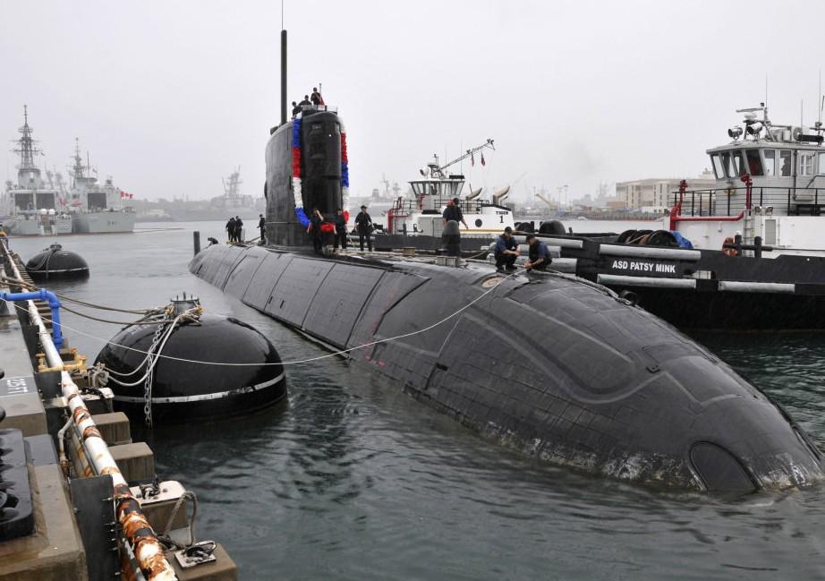 加拿大潜艇采购17年后首次能实战 仍有1艘瘸腿