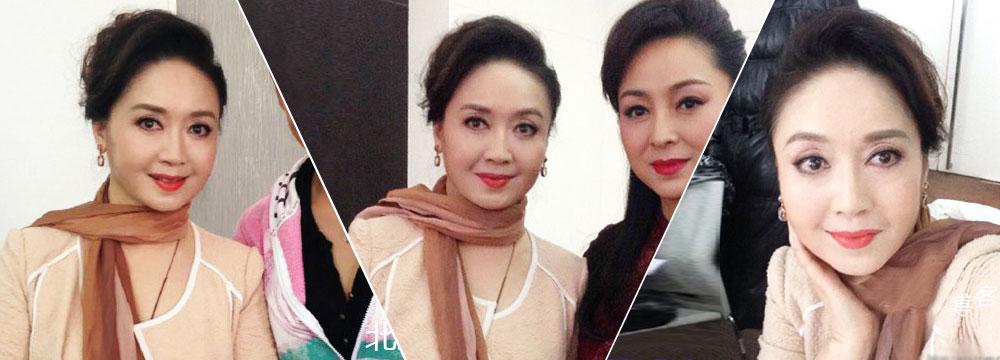 86版《西游记》高小姐扮演者近照曝光 青春依旧