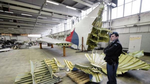 荷兰调查人员:俄罗斯人操作导弹击落MH17航班