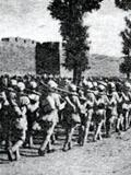 1945年新四军本想解放上海因中央反对未果