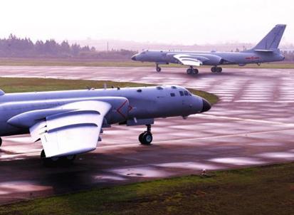中国新型轰炸机首赴西太平洋开展远海训练