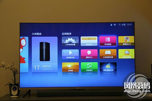 小米发布全系智能新品:55寸小米电视2亮相