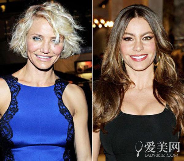 【图】她们居然同龄!盘点年龄相仿差异巨大女星