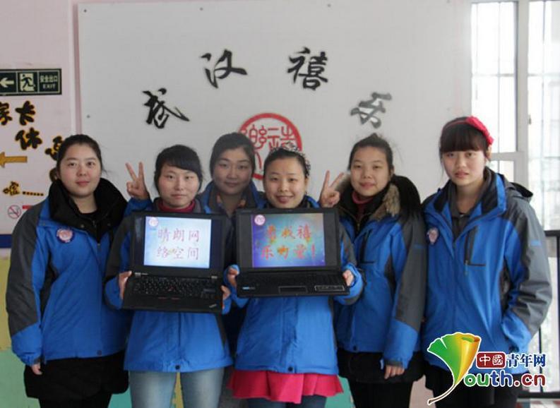 武汉禧乐社会组织服务中心青年代表为活动代言.