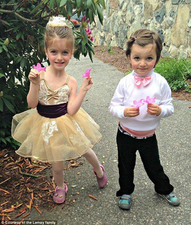 美国5岁女孩变男孩 资讯 第1张