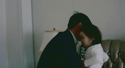 王宝强一双儿女首登荧幕 儿子活泼女儿乖巧(图)