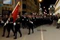 实拍解放军唱《喀秋莎》过红场 俄民众欢呼
