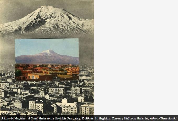 16亚美尼亚馆策展人眼中的2015年威尼斯双年展