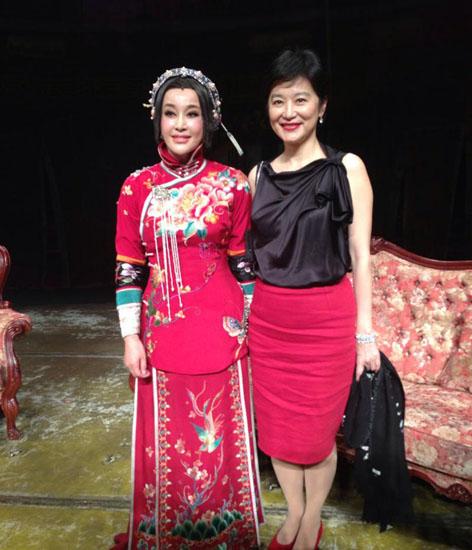 林青霞PK刘晓庆  中国女人怎样才算优雅老去
