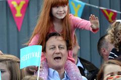 英国大选的造势活动