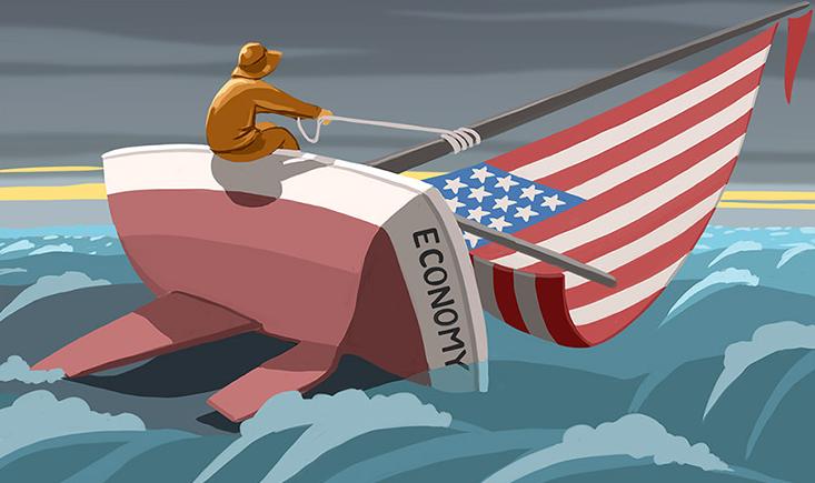 """新闻配图 负责计算国内生产总值(GDP)数据的美国经济分析局(BEA)周三(5月20日)在接受采访时表示,BEA已经意识到了美国的国内生产总值(GDP)数据在统计和季度修正方面所存在的问题,并表示将努力寻求方法以解决已发现的问题。 4月份有一篇详细的报告称,在过去三十年里,美国第一季度GDP数据表现总是比其他三个季度疲软,而过去五年这种现象尤其明显。包括旧金山和费城联邦储备银行的研究人员以及许多华尔街经济学家都对这一调查结果表示认同。 许多人称这一问题为""""剩余季节性"""",即尽管已经"""