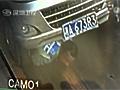 长沙男子驾车拖警员百米 满地血印